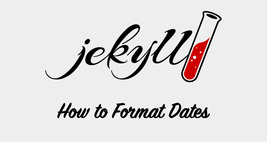 How to format dates in Jekyll